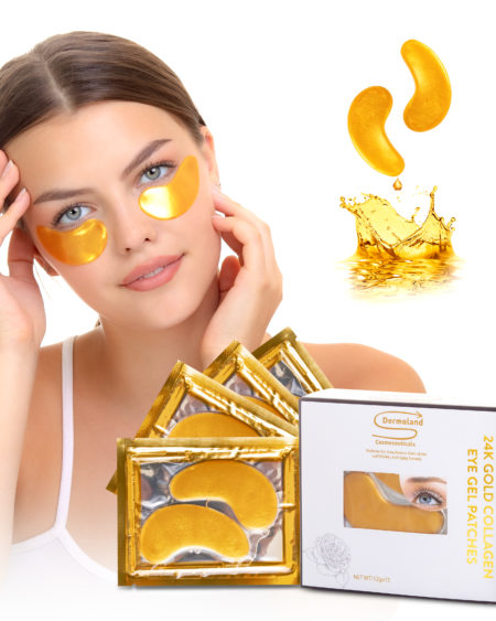 Gold Collagen Eye Gel